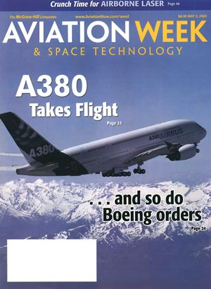 Cover for the May 2 2005 issue