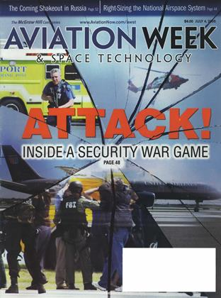 Cover for the July 4 2005 issue