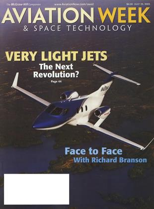 Cover for the July 25 2005 issue