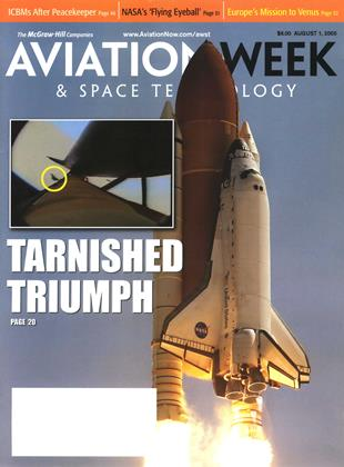 Cover for the August 1 2005 issue