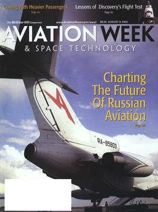 Cover for the August 8 2005 issue
