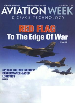 Cover for the October 31 2005 issue