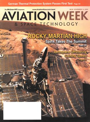 Cover for the November 14 2005 issue