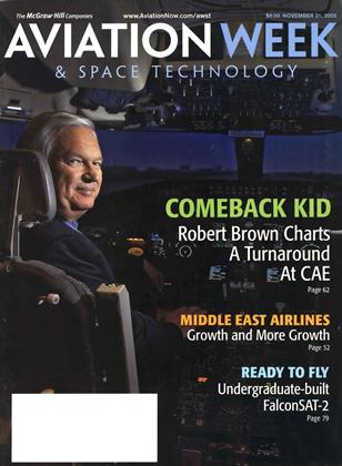 Cover for the November 21 2005 issue