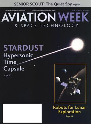 Cover for the January 23 2006 issue