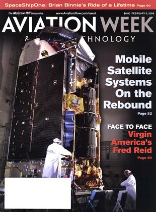 Cover for the February 6 2006 issue
