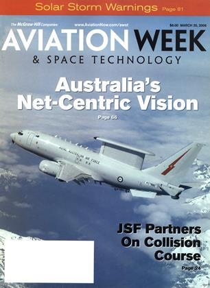 Cover for the March 20 2006 issue