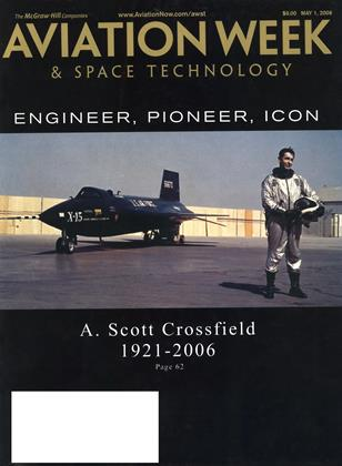 Cover for the May 1 2006 issue