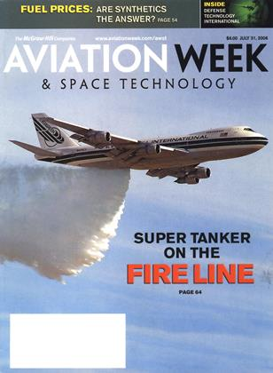 Cover for the July 31 2006 issue