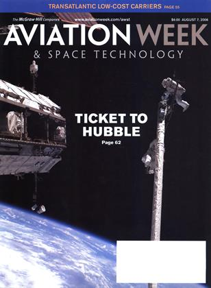 Cover for the August 7 2006 issue