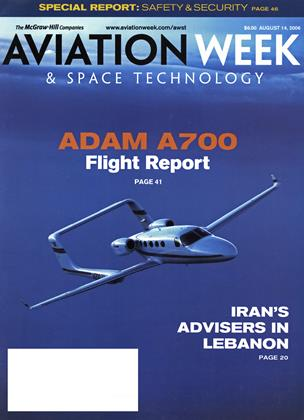 Cover for the August 14 2006 issue