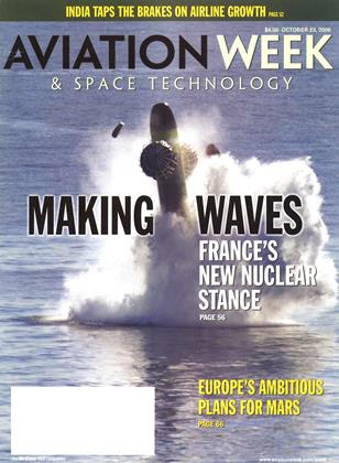Cover for the October 23 2006 issue