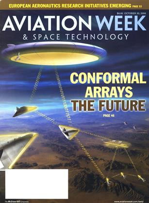 Cover for the October 30 2006 issue