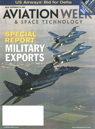 Cover for the November 20 2006 issue