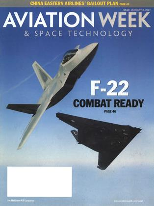 Cover for the January 8 2007 issue