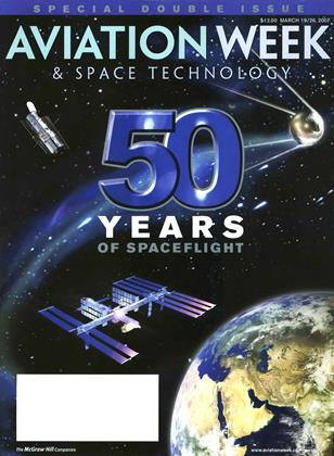 Cover for the March 19/26 2007 issue