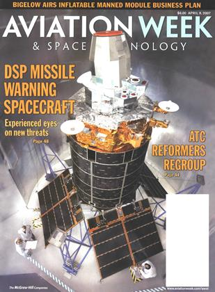 Cover for the April 9 2007 issue