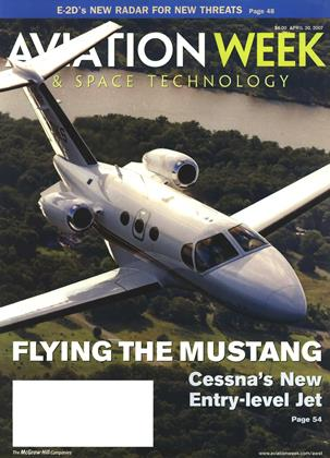 Cover for the April 30 2007 issue