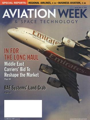 Cover for the May 21 2007 issue
