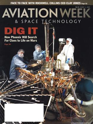 Cover for the June 11 2007 issue
