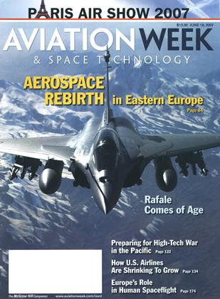 Cover for the June 18 2007 issue