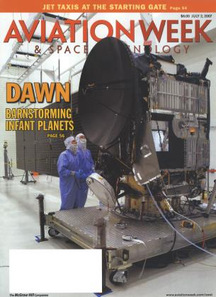 Cover for the JULY 2, 2007 2007 issue