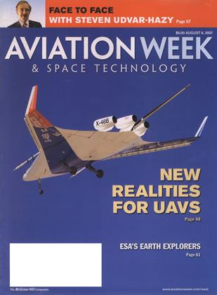 Cover for the August 6 2007 issue