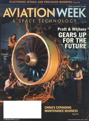 Cover for the October 15 2007 issue