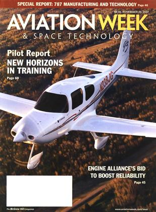 Cover for the November 26 2007 issue