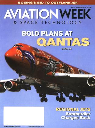 Cover for the February 4 2008 issue