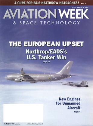 Cover for the March 3 2008 issue
