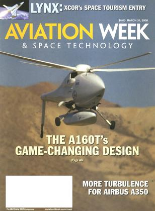 Cover for the March 31 2008 issue