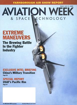 Cover for the July 21 2008 issue