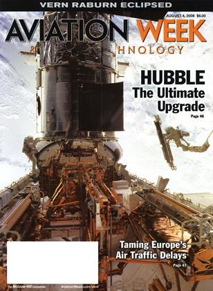 Cover for the August 4 2008 issue