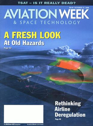 Cover for the October 27 2008 issue
