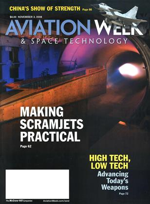 Cover for the November 3 2008 issue