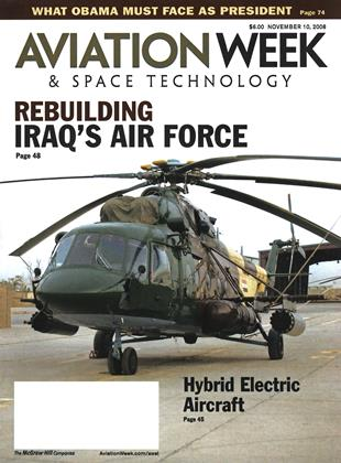 Cover for the NOVEMBER 10 2008 issue
