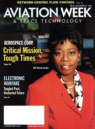 Cover for the November 24 2008 issue