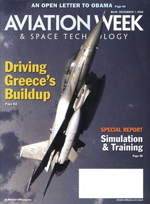 Cover for the December 1 2008 issue