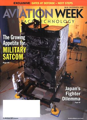 Cover for the December 8 2008 issue