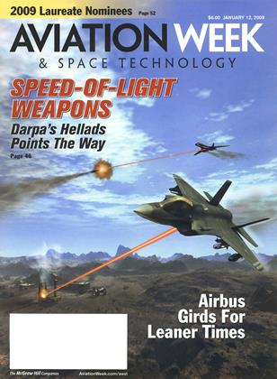 Cover for the January 12 2009 issue