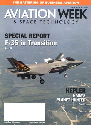 Cover for the March 2 2009 issue