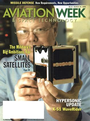 Cover for the March 30 2009 issue