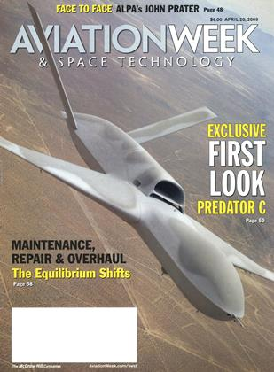 Cover for the April 20 2009 issue
