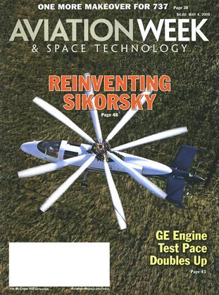 Cover for the May 4 2009 issue