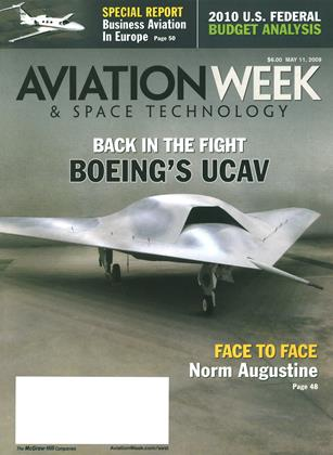 Cover for the May 11 2009 issue