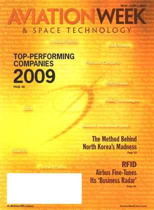 Cover for the June 1 2009 issue