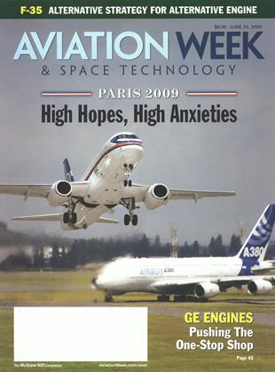 Cover for the June 22 2009 issue