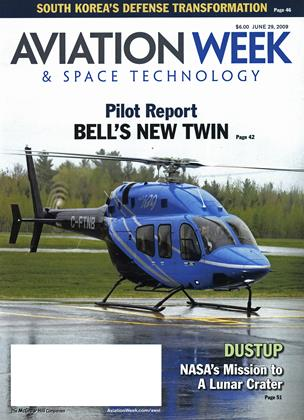 Cover for the June 29 2009 issue