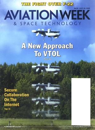 Cover for the July 20 2009 issue
